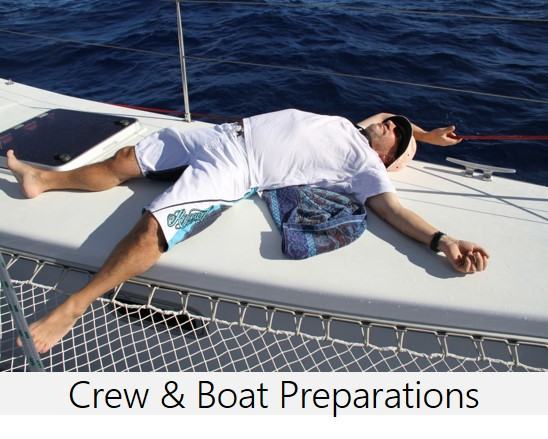 Button - Crew and Boat Prep